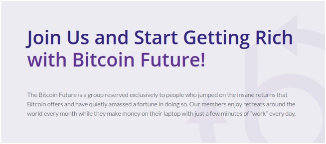 Join Us And start getting Rich With Bitcoin Future
